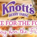 Mother's Day Brunch at Knott's Berry Farm!