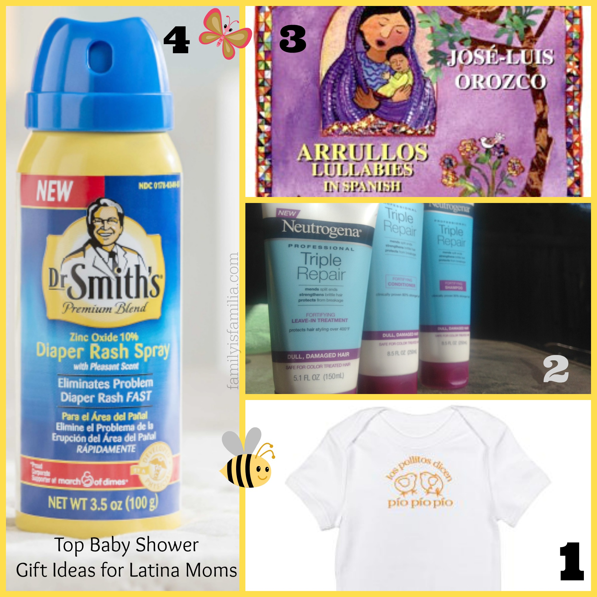 top baby shower gift ideas for latina moms giveaway family is